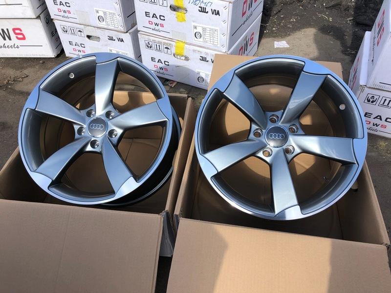 Диски Роторы R18 5*112 Audi A4, A5, A6, A7