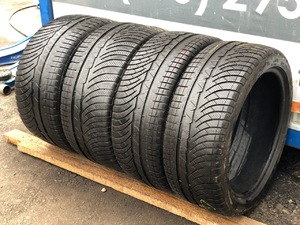 Michelin Pilot Alpin PA4 225/40 R18 92H