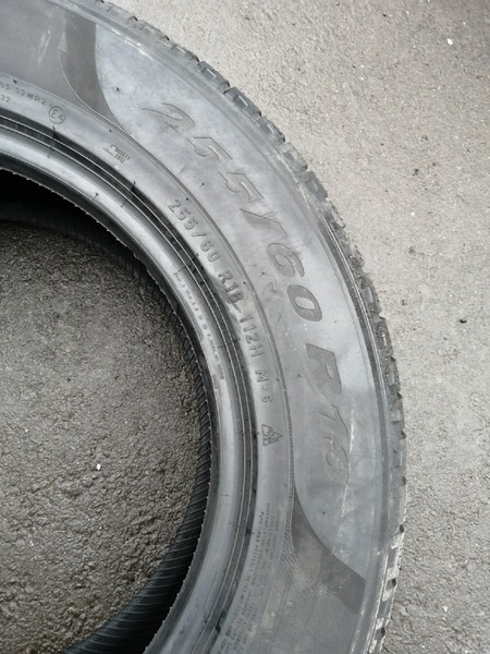 Pirelli Scorpion Winter 255/60 R18 112H