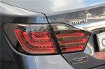 Задние фонари TOYOTA CAMRY V50 2012-15г, комплект R+L, тюнинг, диодные, стиль BMW (LED Smoke)