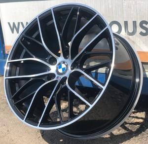 Диски разноширокие 405 стиль 18 на BMW 3, 5